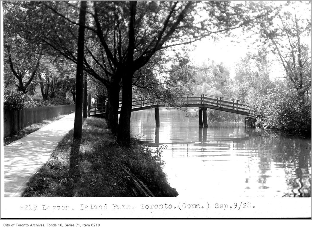 1928 - Lagoon, Island Park, Toronto, (Commercial Department) 2