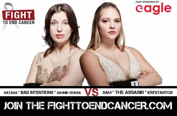 Jamnik-Sousa VS Krystantos - Fight to End Cancer