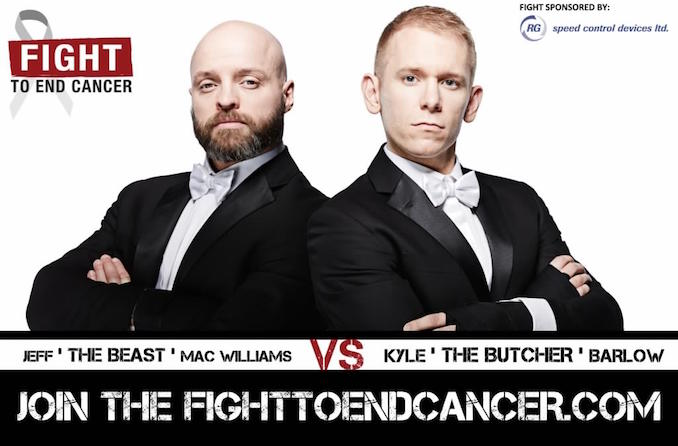 MacWilliams vs Barlow - Fight to End Cancer