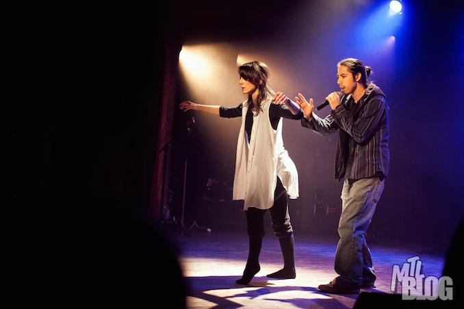 rock.paper.sistahz Midnight Birth - Kim Henry and Oliver Koomsatira