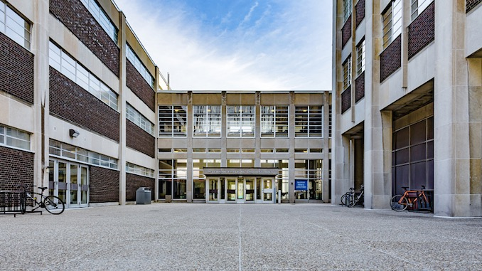 The McLennan Physical Laboratories