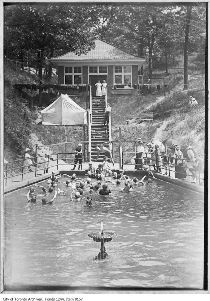 1911 - High Park Mineral Baths