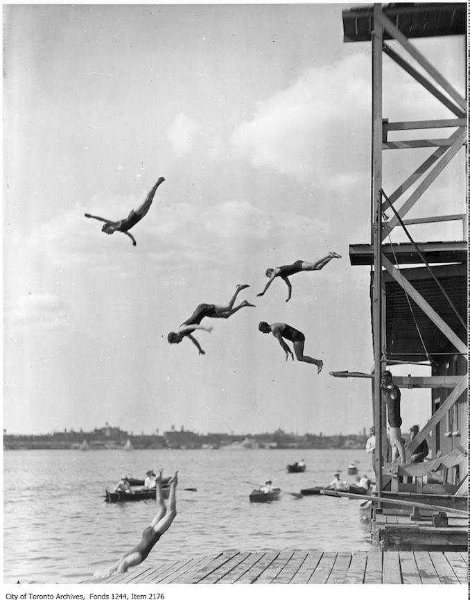 1912 - Toronto Swimming Club 2