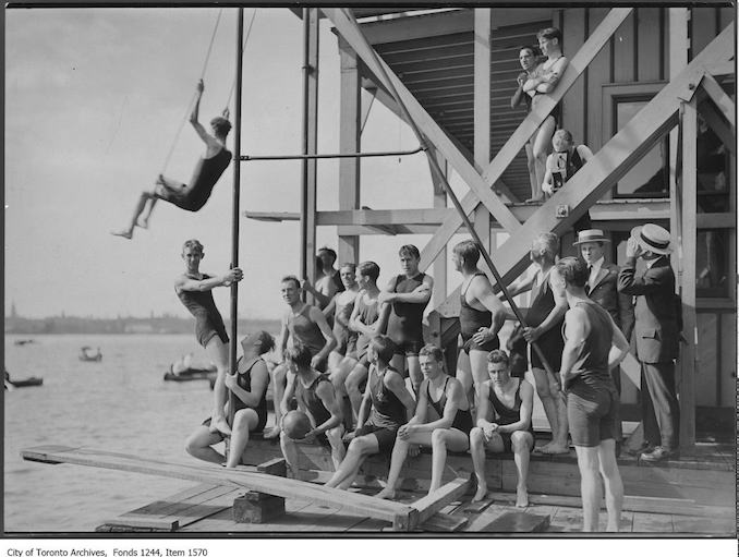 1912 - Toronto Swimming Club