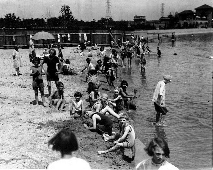 1924 - July - at Sunnyside