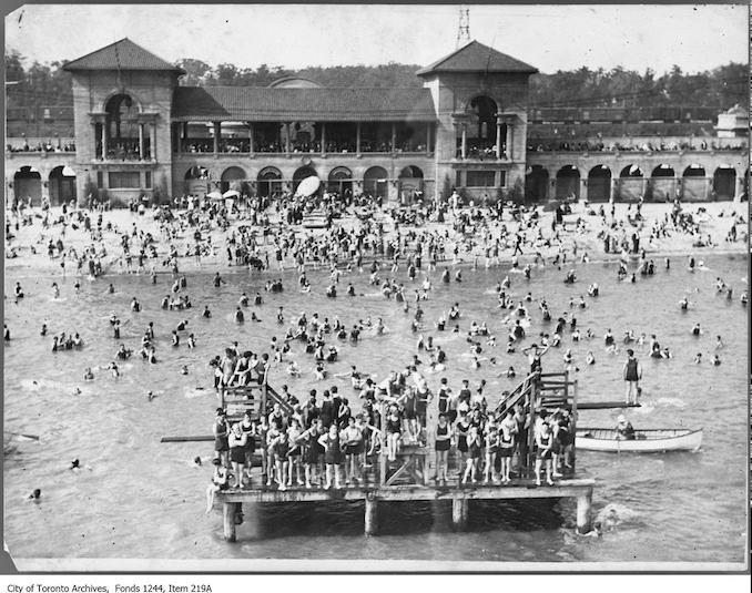 1924? - Sunnyside bathing station copy