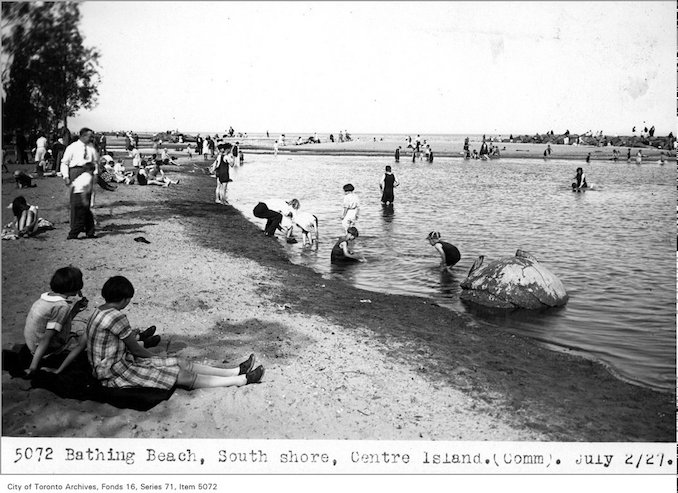 1927 - athing beach, south shore, Centre Island