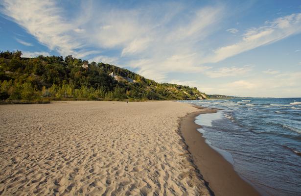 Bluffers Beach Swimming Beaches