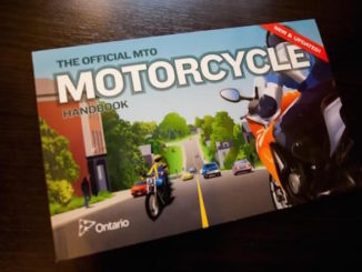Getting your Motorcycle Licence in Toronto