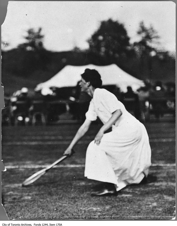 1908 - Championship tennis