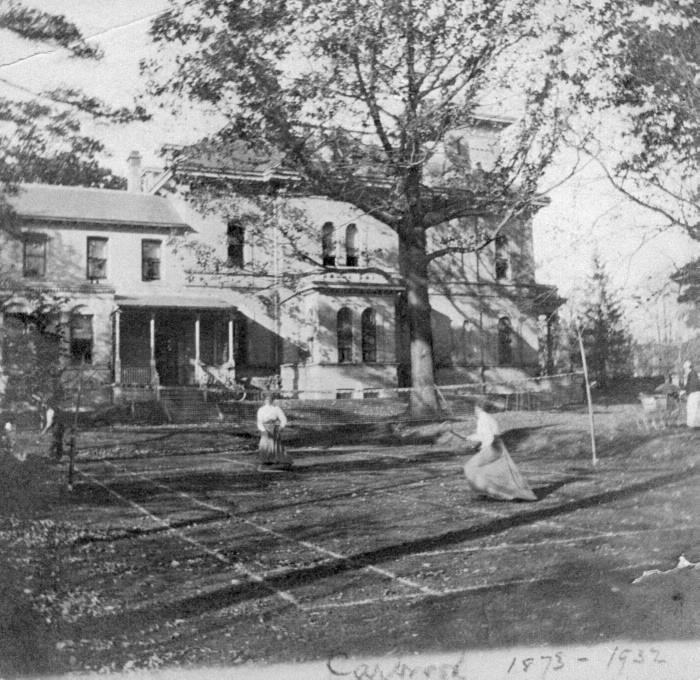 1910? - Campbell, Archibald Hamilton, 'Carbrook', Queen's Park Rd., w. side, s. of Bloor St. W