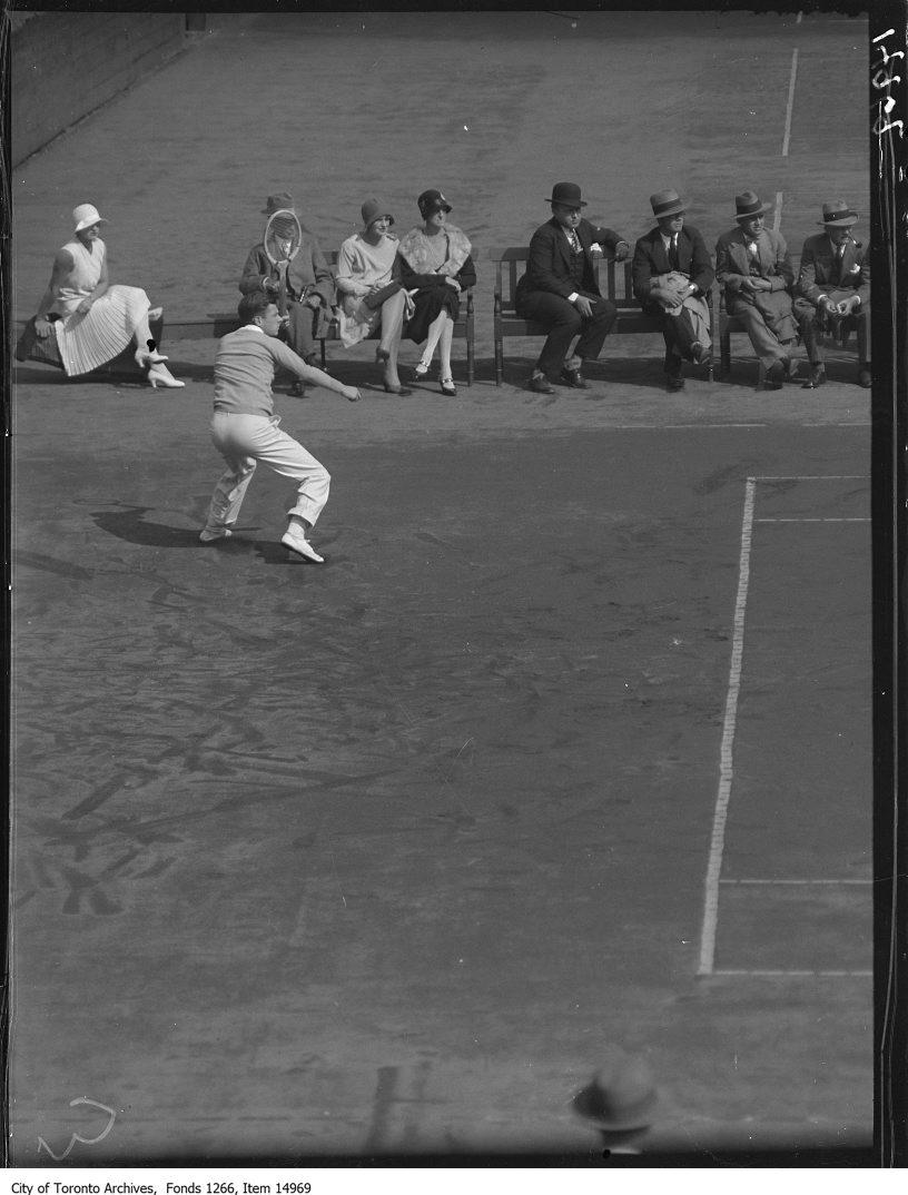 1928 - Toronto Tennis Club