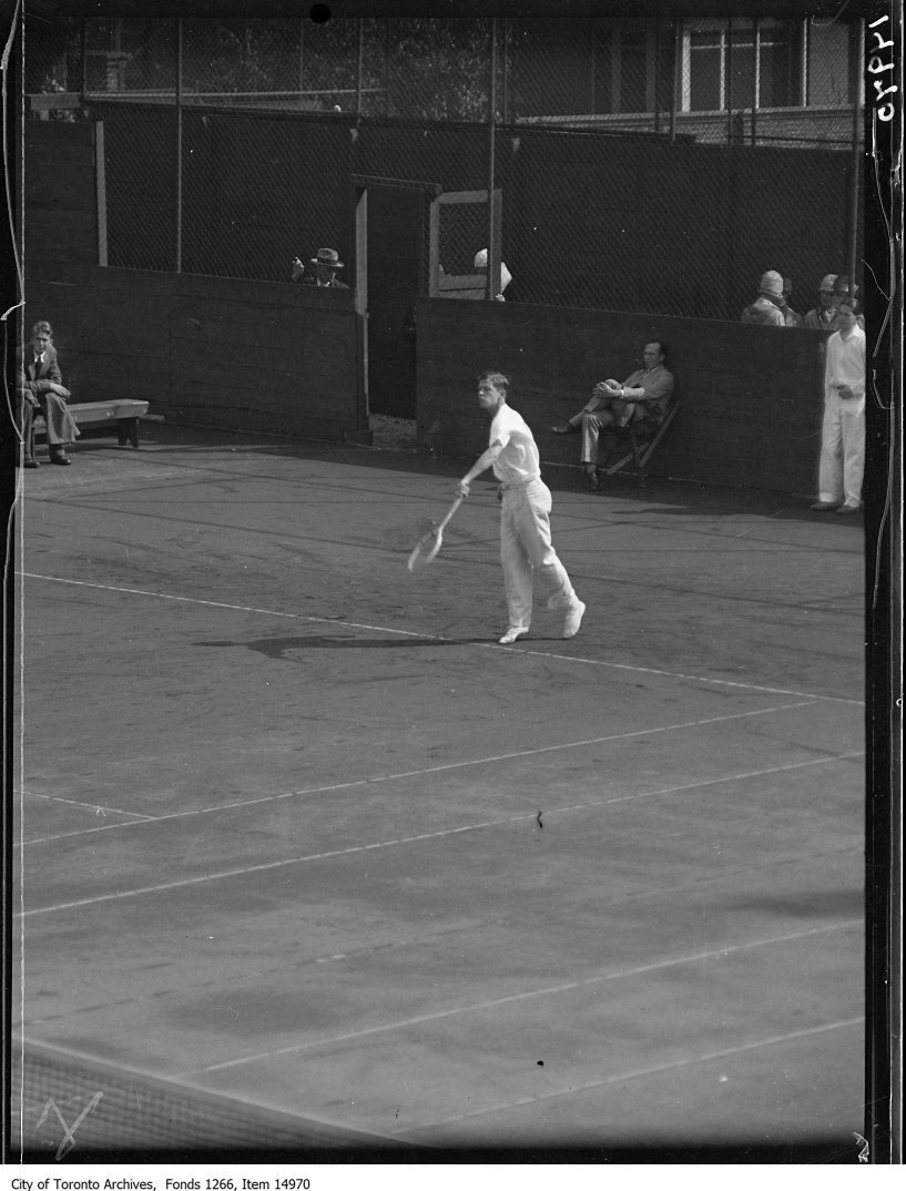 1928 - sept 21 - Toronto Tennis Club