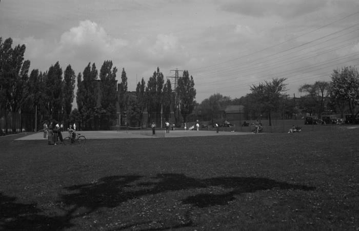 1939 - Sunnyside Tennis Club