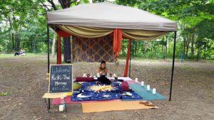 Reiki and Thai Massage Station All Day I Dream