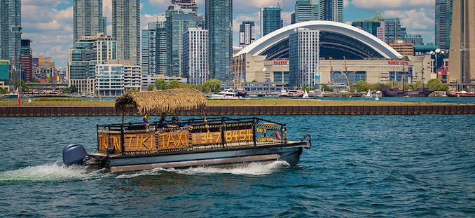 A Great Capture - Tiki Taxi