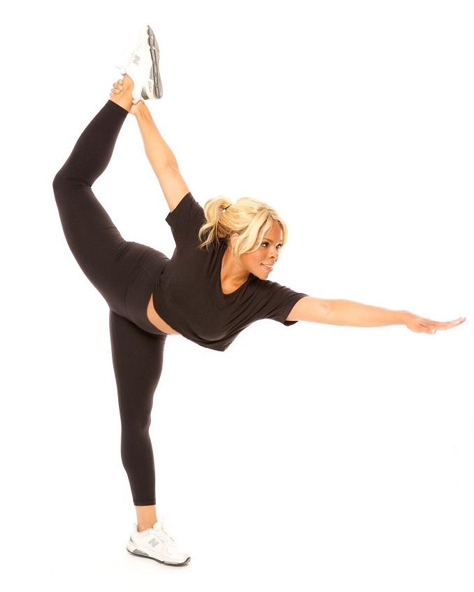 Dancer's Pose posture fixes