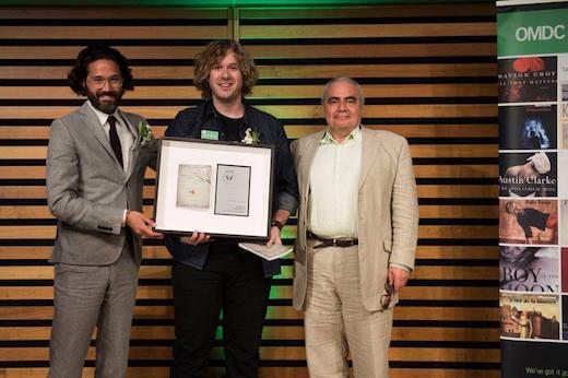 Mark Sakamoto, David Ménard and Michel-Rémi Lafond