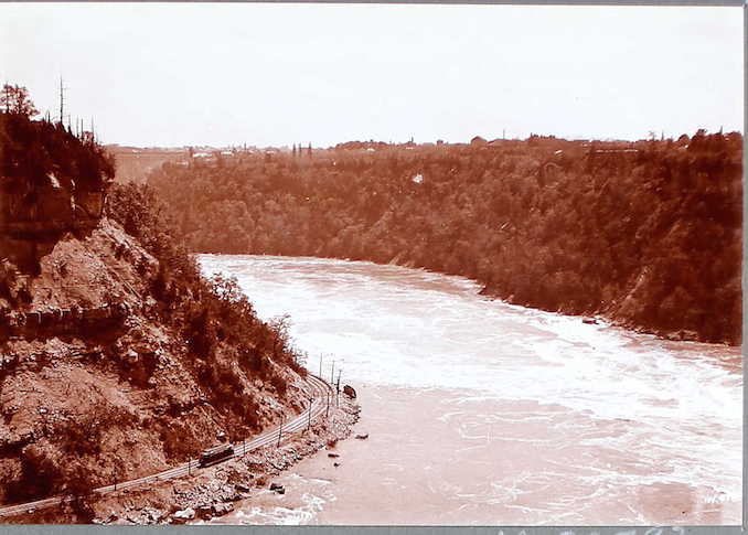 The Whirlpool, Niagara River, Niagara