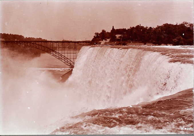 American Falls, Niagara River, Niagara
