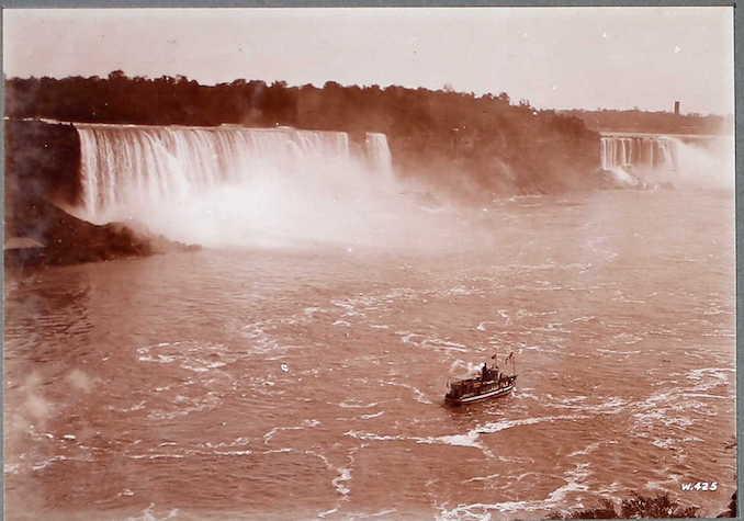 Niagara Falls, Niagara Settlement Photographs