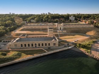 R.C. Harris Water Treatment plant