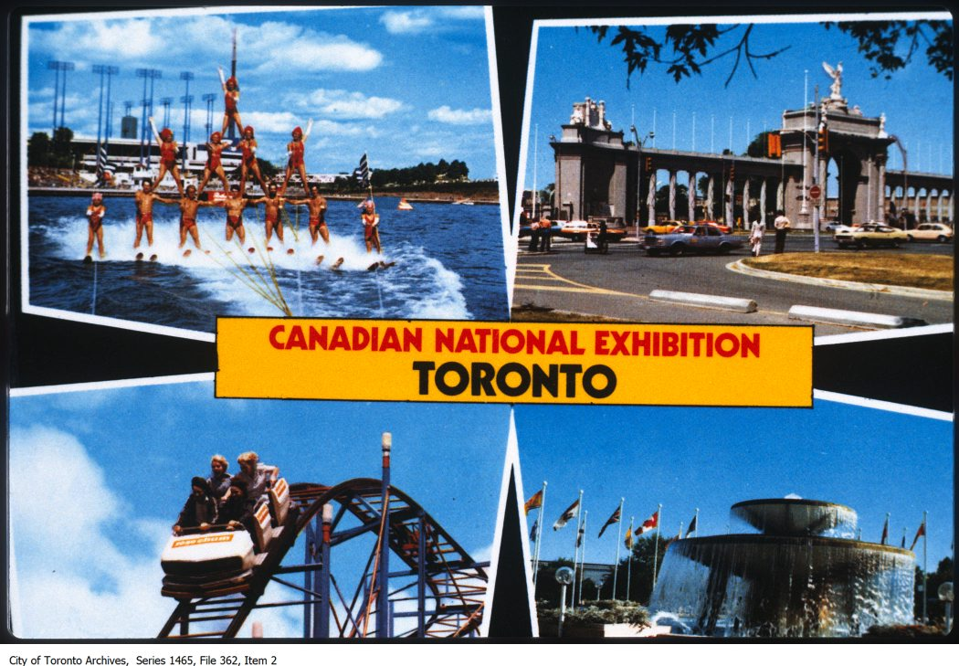 Exhibition Place - historical photos.. - 1978-1987