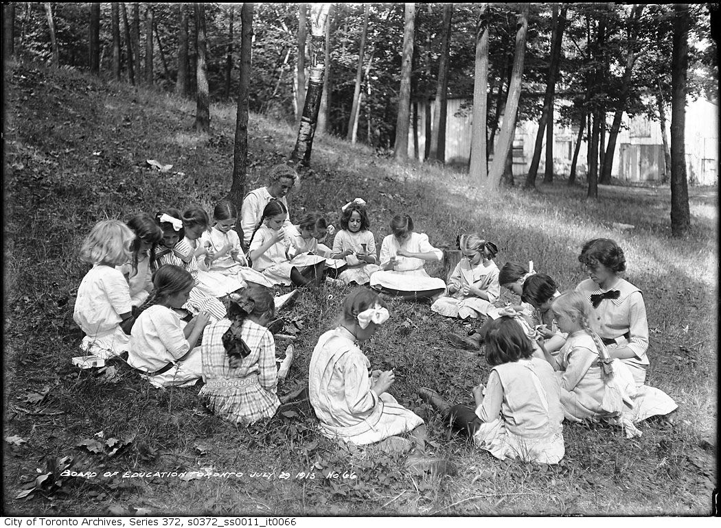 1913 - Forest School - Board of Education - High Park 2