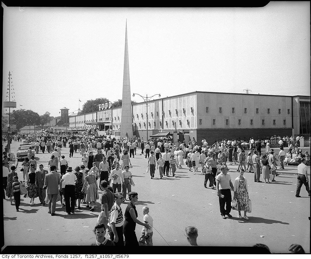 1964 - Food Building, CNE