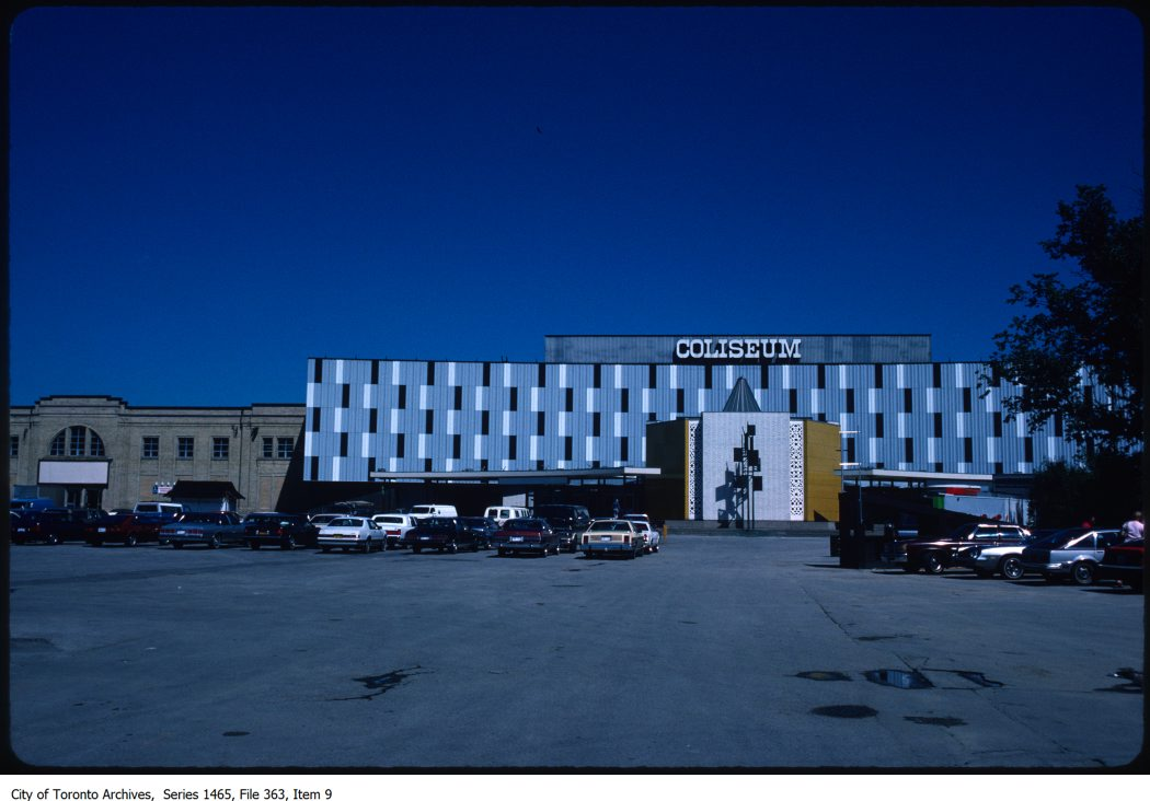 1978-1987 - Exhibition Place