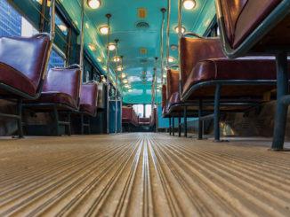 1951 PCC Toronto Streetcar