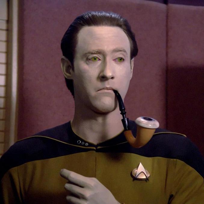 Brent Spiner Star Trek Fan Expo