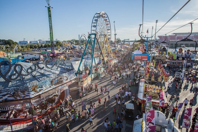 The Canadian National Exhibition - CNE Toronto