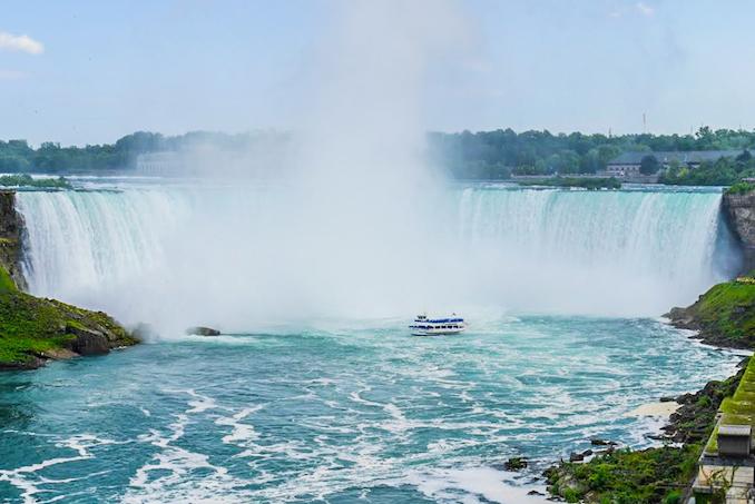 Niagara Falls - Pennsylvania road trip