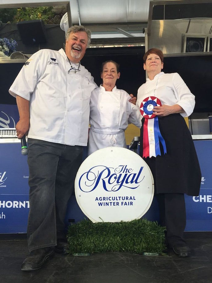 road to the royal - Royal Chef Challenge