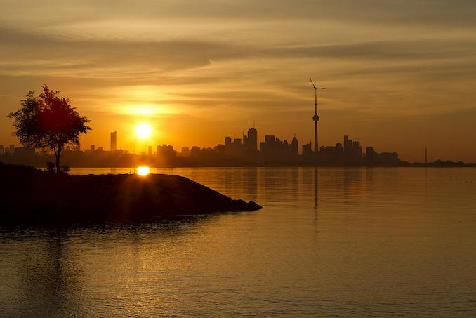 "Toronto ""Quiet Moment"" by Toronto Photographer CJ Burnell"