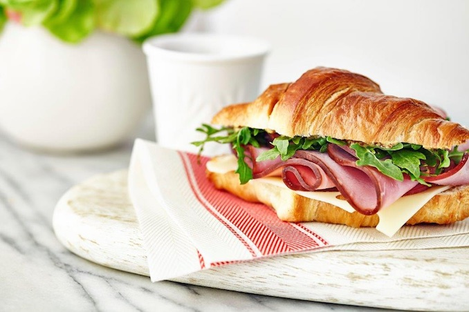 beretta-ham-cheese-croissant sandwich recipes