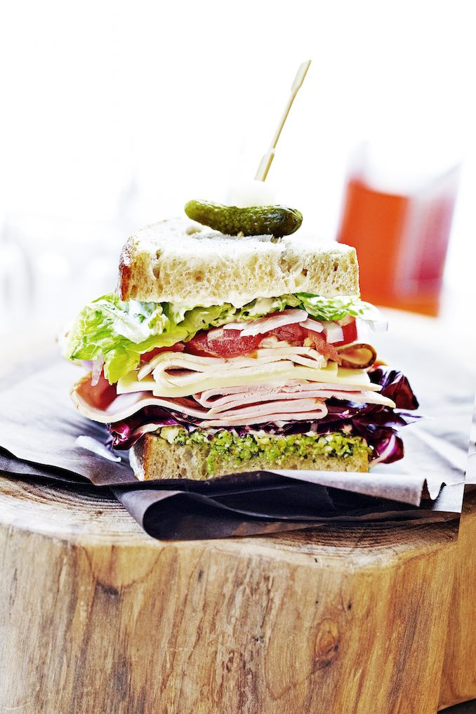 beretta-turkey-ham-sandwich-sandwich recipes