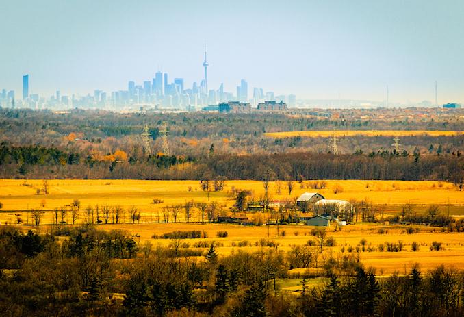 """Farmers Feed Cities"" by Toronto Photographer Brady Baker"