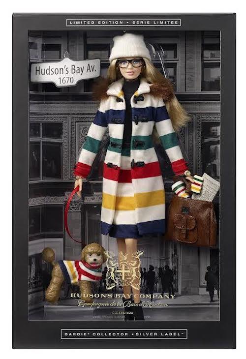 The Bay Barbie