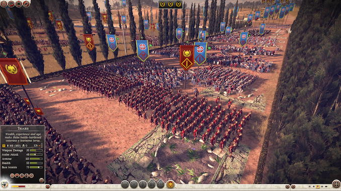 Total War - Real Time Strategy would be great for VR