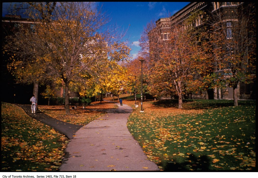 1994 - University of Toronto or Philosopher's Walk