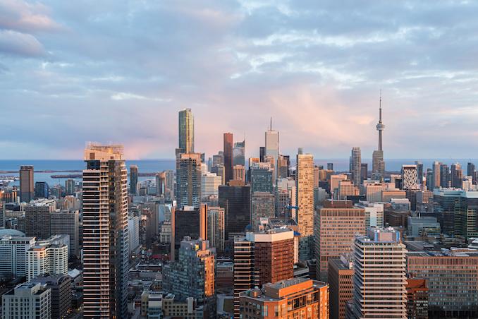 Toronto Photographer Michael Muraz