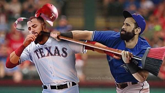 rougned Odor and Bautista - Most Read Stories