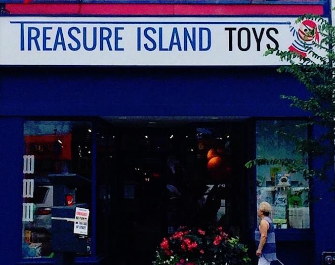 Treasure Island Toys - Toronto Toy Stores