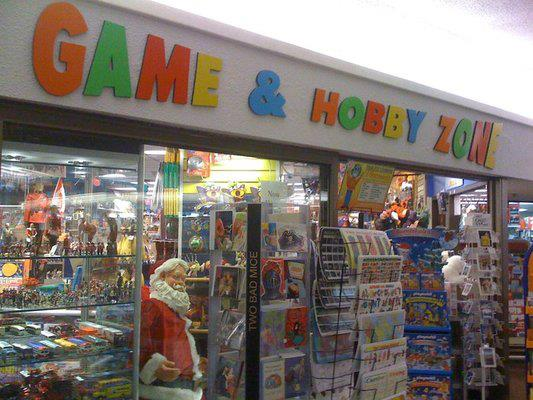 Game and Hobby Zone
