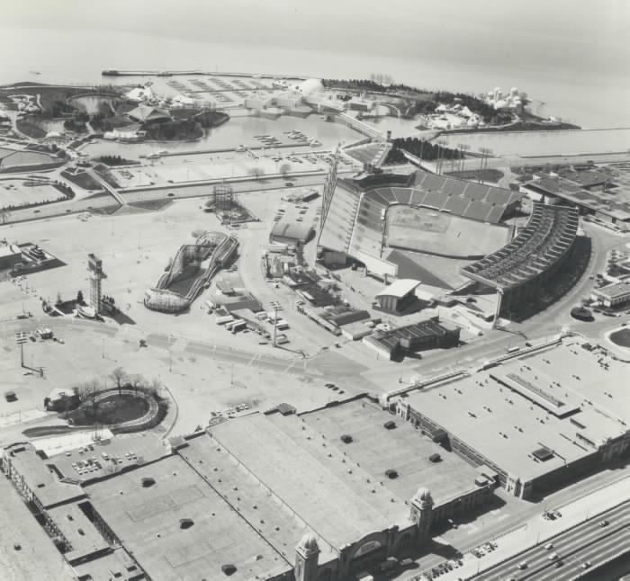 1983 - The Ex Stadium 2