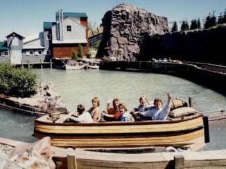 Ontario Place - Wilderness Adventure Ride