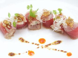 aburi maguro sashimi - sushi recipe