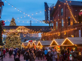 Distillery District Christmas Market 2016